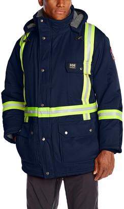 Helly Hansen Helly-Hansen Workwear Men's Weyburn High Visibility Parka Jacket