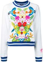 Manish Arora tropical print sweatshirt