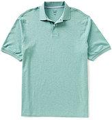 Roundtree & Yorke Supima Short-Sleeve Solid Polo
