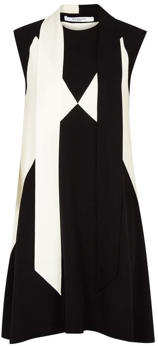 Givenchy Monochrome A-line Dress