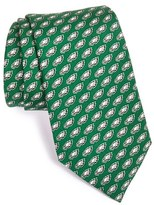 Vineyard Vines Men's 'Philadelphia Eagles - Nfl' Woven Silk Tie