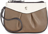 Style&Co. Style & Co. Hannah Colorblock Wristlet, Only at Macy's