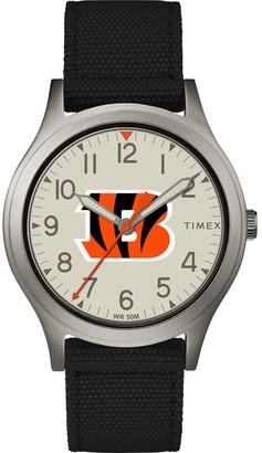 Timex Women's Cincinnati Bengals Ringer Watch