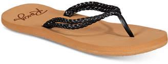 Roxy Costas Flip-Flop Sandals Women Shoes