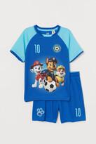 H&M Soccer Set - Turquoise