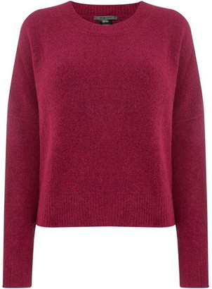 Crea Concept Long sleeve colour block jumper