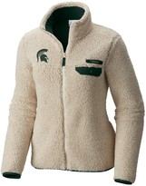 NCAA Michigan State Spartans Collegiate Flanker II Full Zip Fleece Jacket