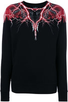 Marcelo Burlon County of Milan Mapuce sweatshirt - women - Cotton - XS