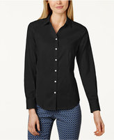 Charter Club Long-Sleeve Shirt, Only at Macy's