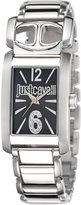 Just Cavalli Women's Steel Bracelet & Case Quartz Dial Analog Watch r7253152501