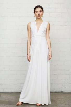 Rachel Pally Long Sleeveless Caftan - White