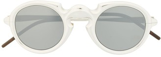 Rigards RG0077 round-frame sunglasses