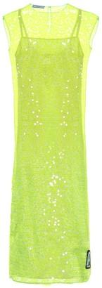 Prada Sequined dress