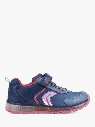 Geox Children's Light Up Android Trainers