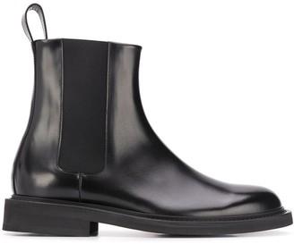 Bottega Veneta Beatle ankle boots