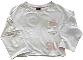 Sundek White Cotton Knitwear for Women