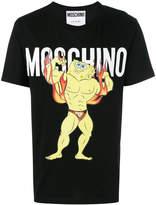 Moschino Spongebob Logo T-shirt