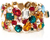 Dolce & Gabbana Multicolor Jeweled Bracelet