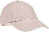Accessorize Washed Canvas Baseball Cap