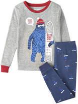 Joe Fresh Toddler Boys' Essential 2 Piece Sleep Set