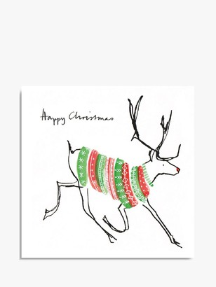 Mint Publishing A Jumper for Rudolph Christmas Cards, Pack of 8