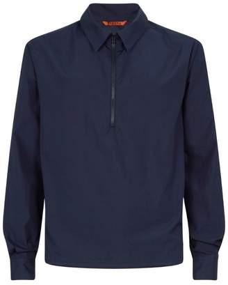 Barena Half-Zip Cotton Shirt