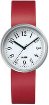 Alessi Record Watch - Small - Red