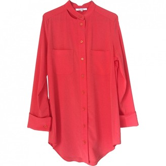 Carven Red Top for Women