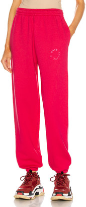 7 Days Active Monday Pant in Bright Rose Pink | FWRD