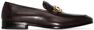Salvatore Ferragamo Condor leather loafers