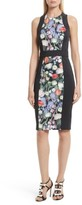 Ted Baker Women's Akva Kensington Floral Body-Con Dress