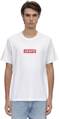 Levi's Relaxed Graphic Cotton Jersey T-Shirt