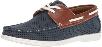 Kenneth Cole Unlisted Men's Comment-Ary Boating Shoe