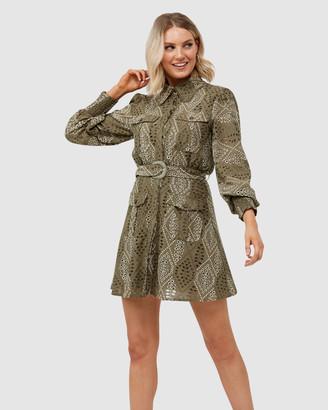 Pilgrim Therese Mini Dress