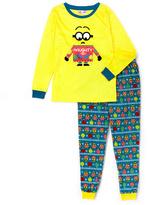Briefly Stated Yellow Minions Pajamas - Women
