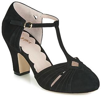 Miss L Fire Miss L'Fire HEPWORTH women's Sandals in Black