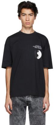 Études Black Spirit Circle T-Shirt
