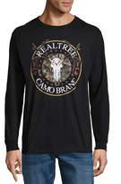 Gildan Realtree Fall 17 Long Sleeve Crew Neck T-Shirt