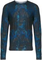 Etro printed sweatshirt - men - Silk/Cashmere/Wool - M