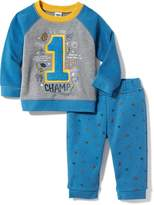 Old Navy 2-Piece French-Terry Sweatshirt and Jogger Set for Baby
