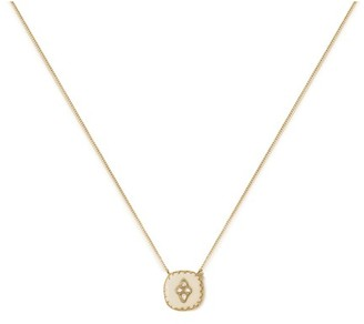 Pascale Monvoisin Pierrot N2 Necklace White