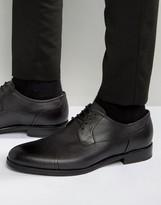 HUGO BOSS BOSS HUGO by Tempt Textured Toe Cap Derby Shoes