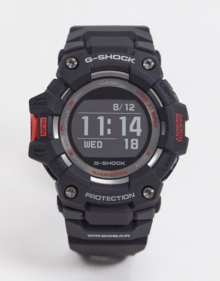 Casio G-Shock G8D-100-1ER step tracker watch in black