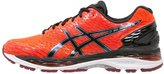 Asics Gelnimbus 18 Neutral Running Shoes Flame Orange/black/silver