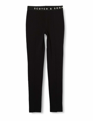 Scotch & Soda Girl's Club Nomade High Rise Sporty Skinny Pants Sweatpants