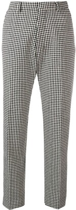 AMI Paris Straight Fit Trousers