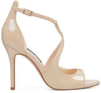 Nine West Giaa Open Toe Pump