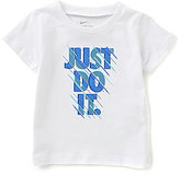 Nike Baby Boys 12-24 Months Spliced Just Do It Short-Sleeve Tee
