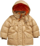 Burberry Ryker Hooded Quilted Down Coat