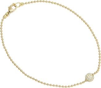 Lagos 'Covet' Diamond Pave Sphere Bracelet